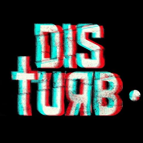 Disturb • logotype