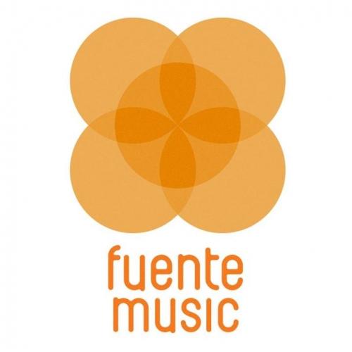 Fuente Music logotype