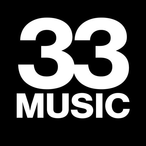 33 Music logotype