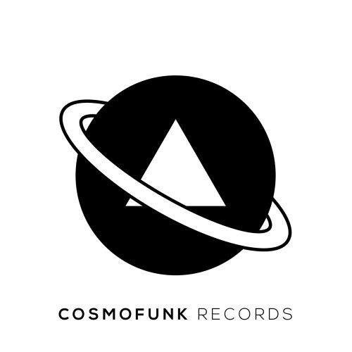 Cosmofunk Records logotype