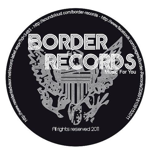 Border Records logotype