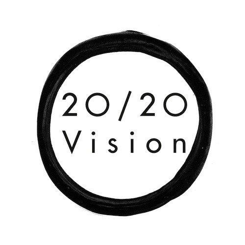 20/20 Vision logotype