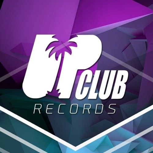 UP Club Records logotype