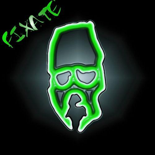 Fixate Records logotype