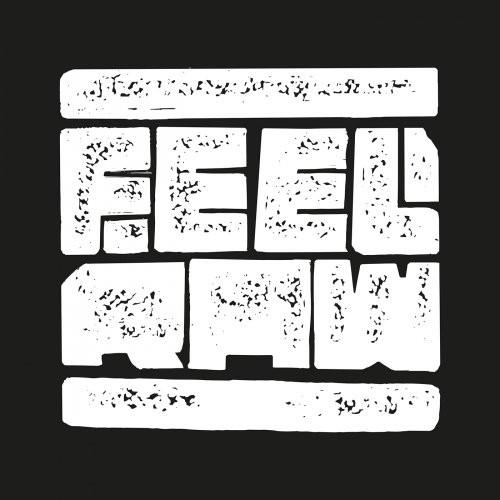 FEEL RAW logotype
