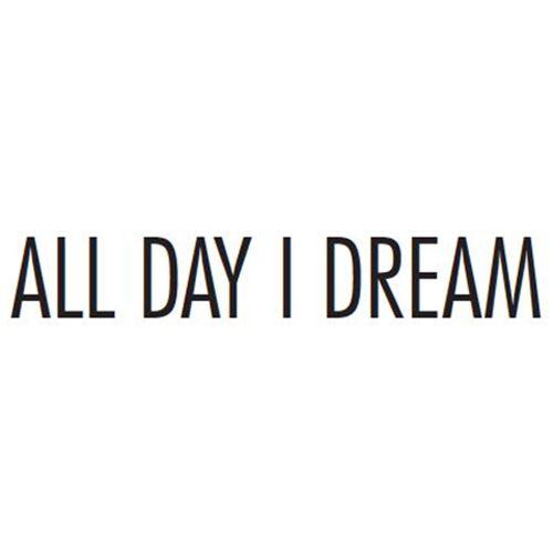 All Day I Dream logotype