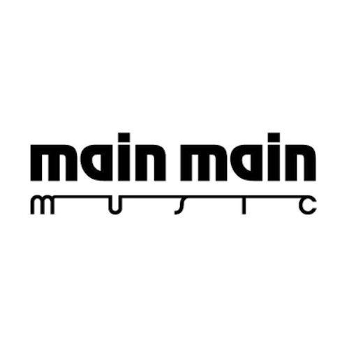Main Main Music logotype