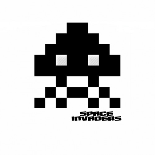Space Invaders Records logotype