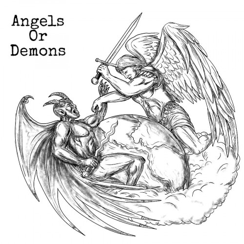 Angels Or Demons logotype