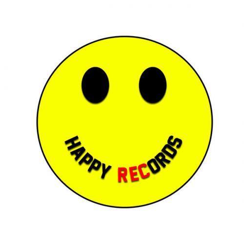 Happy Records logotype