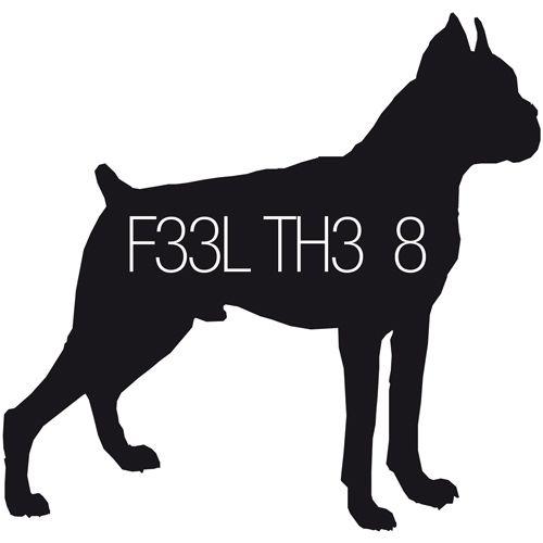 Feel The8 logotype