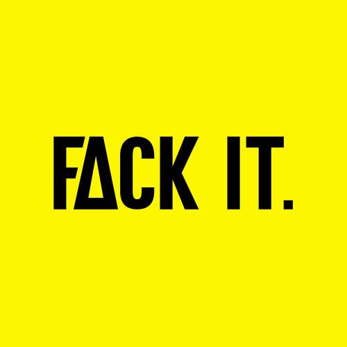 Fack It Records logotype