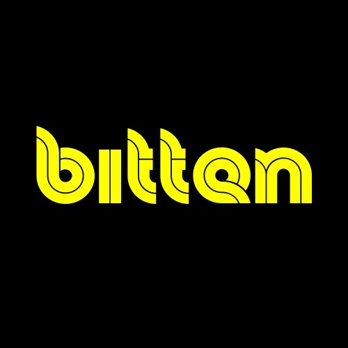 Bitten logotype