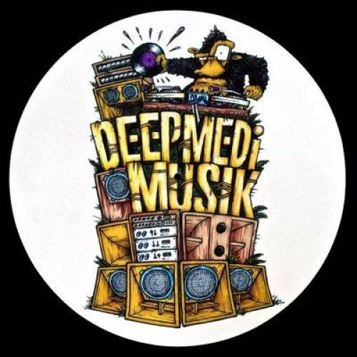 Deep Medi Musik logotype
