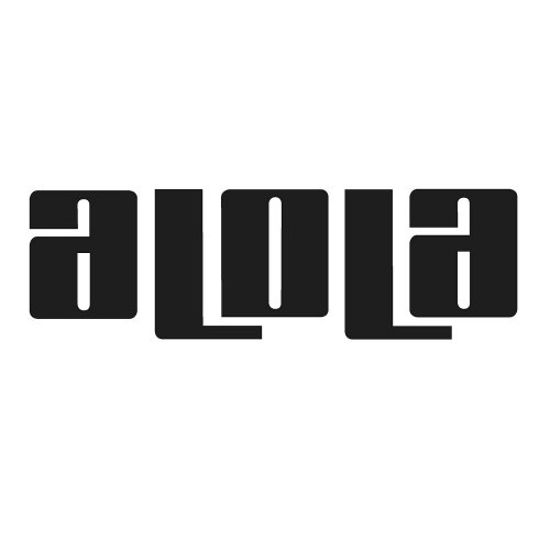 Alola Records logotype