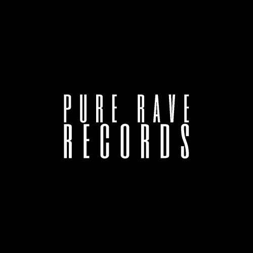 PURE Rave Records logotype