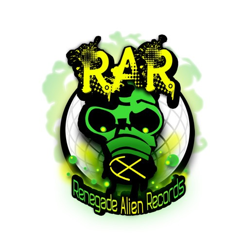 Renegade Alien Records logotype