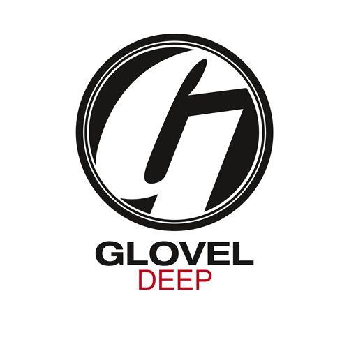 Glovel Deep logotype