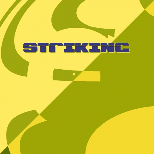 Striking logotype