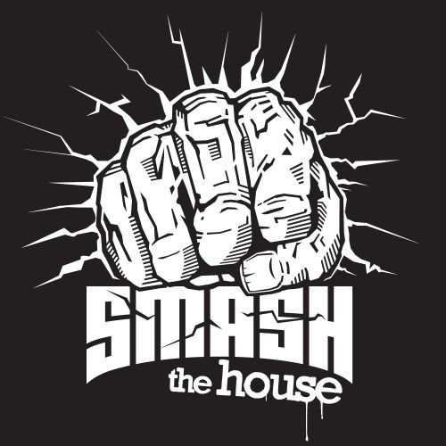 Smash The House logotype