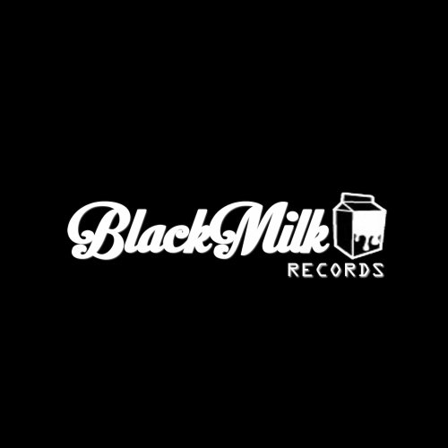 BlackMilk Records logotype