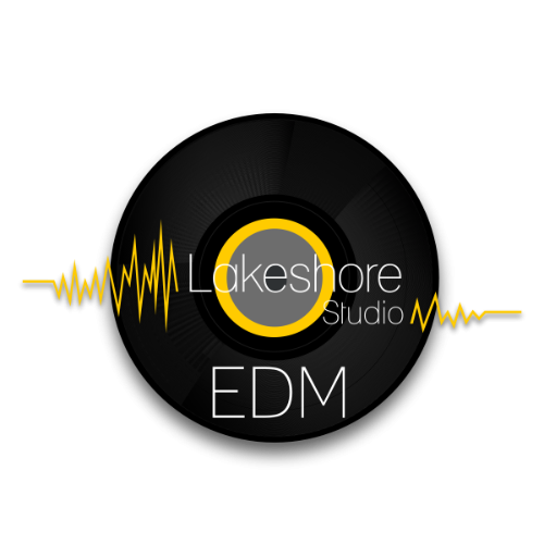 Lakeshore Studio Records EDM logotype