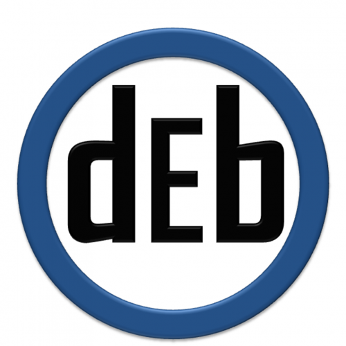 dEb Records logotype