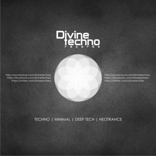Divine Techno Records logotype