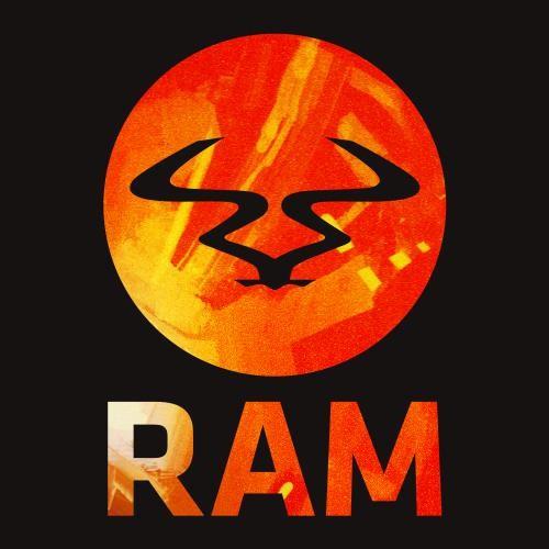RAM Records logotype