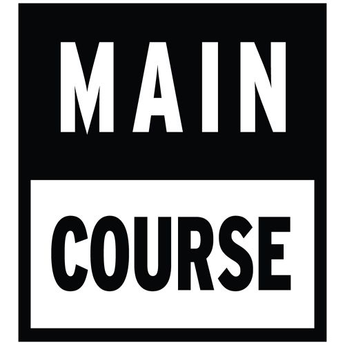 Main Course logotype