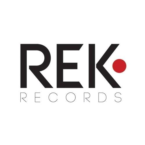 REK Records logotype