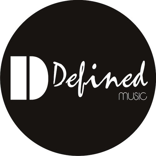 Defined Music logotype