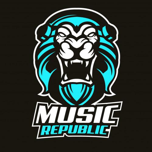 Music Republic logotype
