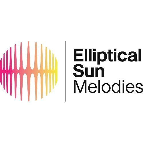 Elliptical Sun Melodies logotype