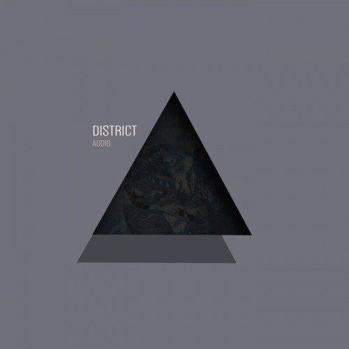 District Audio logotype