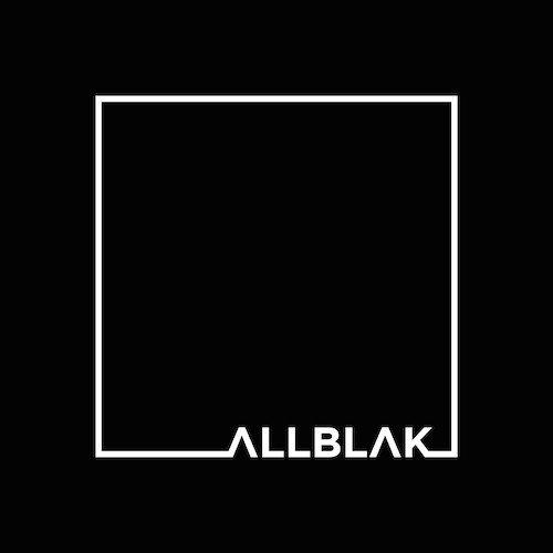 All Blak Records logotype