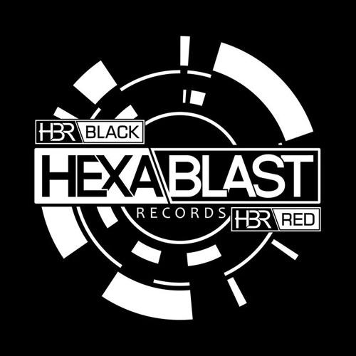 Hexablast Records logotype