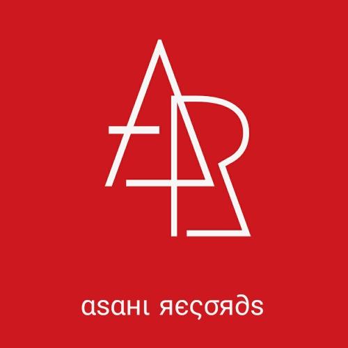 Asahi Records logotype