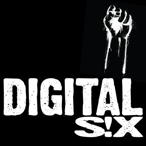 Digital 6 logotype