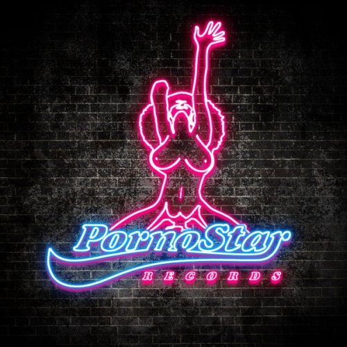 PornoStar Records logotype