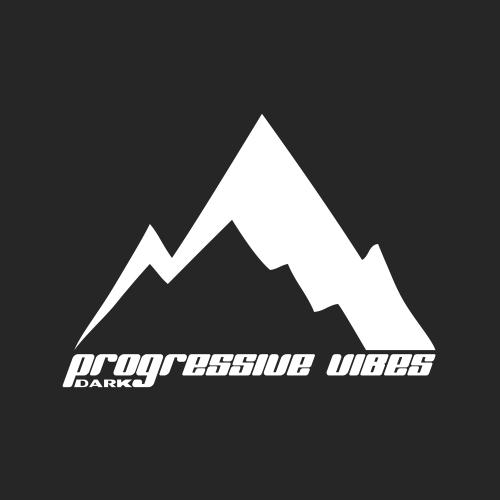 Progressive Vibes Dark logotype