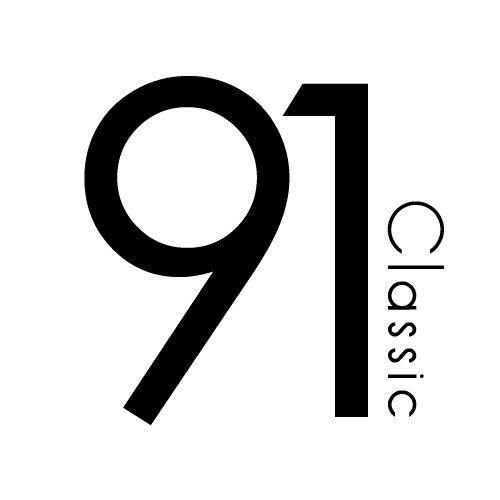 Classic 91 logotype