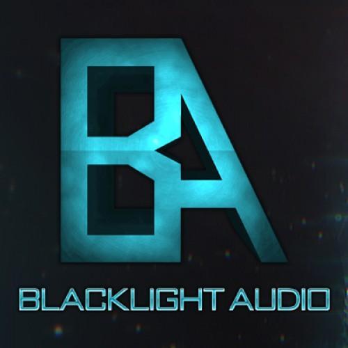 Blacklight Audio logotype