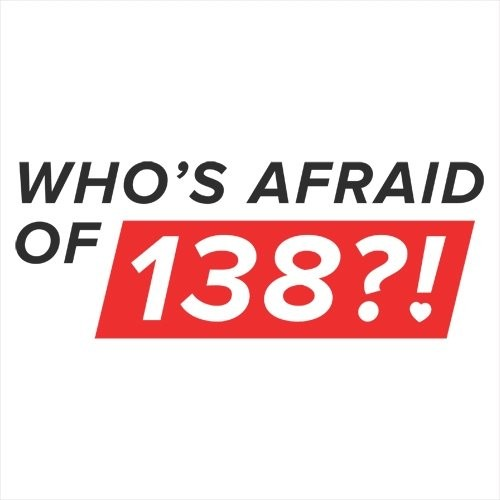 Who's Afraid Of 138?! logotype