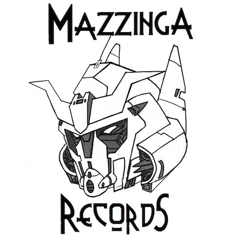 Mazzinga Records logotype