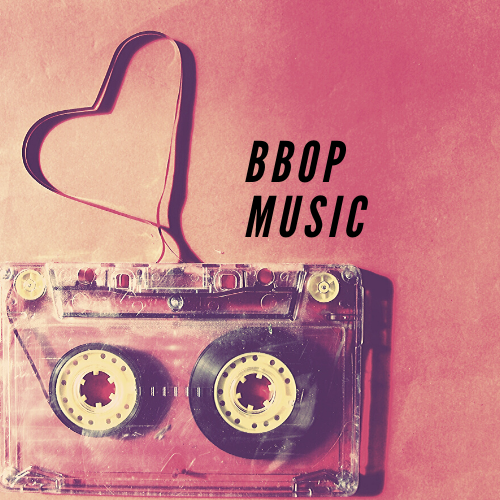 BBop Music logotype