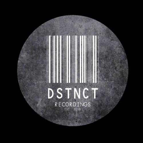 DSTNCT Recordings logotype