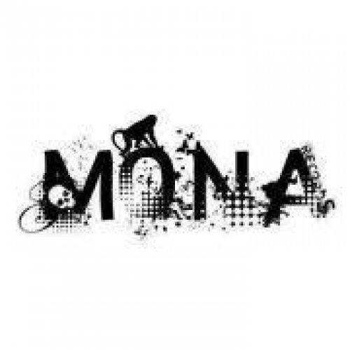 Mona Records logotype