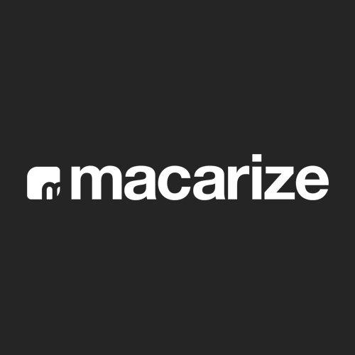 Macarize logotype
