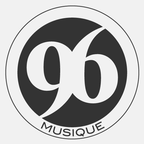 96 Musique logotype